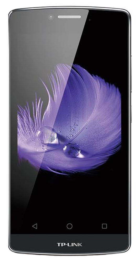 Neffos C5L, Grey - Смартфоны