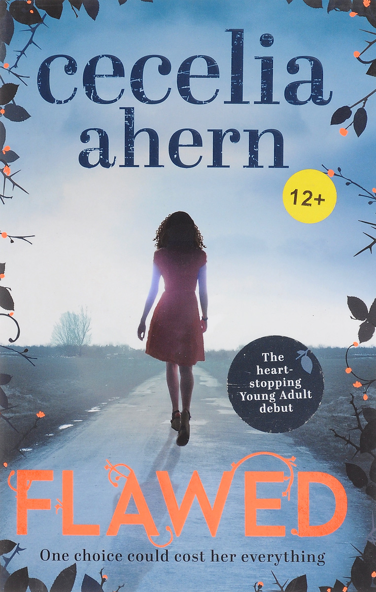 Flawed ahern c if you could see me now a novel