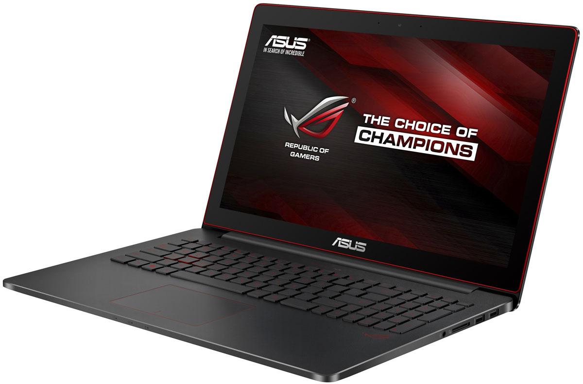 ASUS ROG G501VW (G501VW-FY131T)G501VW-FY131TAsus ROG G501VW представляет собой мощный игровой ноутбук одной из самых известных геймерских серий - Republic of Gamers. Он является одним из самых тонких, легких и тихих компьютеров для геймеров. Лэптоп имеет 15.6-дюймовый дисплей с IPS-матрицей и покрытием Anti-Glare.Центром всех вычислительных операций в данной модели является процессор с поддержкой многопоточной технологии Hyper-Threading Intel Core i7, который в паре с видеокартой nVidia GeForce GTX 960M с видеопамятью GDDR5 объемом 2 ГБ способны гарантировать высочайшую скорость работы всех современных игр даже при максимальных настройках.Дисплей с покрытием Anti-Glare и разрешением Full HD делает изображение ярким, реалистичным и контрастным под любым углом обзора. Смотреть фильмы и играть на ноутбуке с таким дисплеем всегда одно удовольствие. В этом отношении ноутбук практически не уступает геймерским стационарным компьютерам.Клавиатура в Asus ROG G501VW оптимизирована специально для геймеров. Она полноразмерная с цельной конструкцией, которая предотвращает попадание внутрь пыли и ее накопление. Есть также удобная подсветка с регулируемой яркостью. Примечательно, что лэптоп имеет очень быстрые периферийные интерфейсы, среди которых Thunderbolt со скоростью передачи до 10 Гбит/сек. А благодаря интерфейсу HDMI ноутбук может выводить изображение на внешние мониторы и телевизоры с разрешением 4K.Звуковая система в этой модели имеет точное позиционирование звука в пространстве. Для любителей же играть в наушниках есть специальный усилитель, обеспечивающий увеличенный динамический диапазон и повышающий качество звучания.Этот ультратонкий ноутбук для геймеров обладает высокоэффективной системой охлаждения, которая не позволяет перегреваться процессору и видеокарте даже во время самых горячих игровых баталий. Она состоит из медных радиаторов с тепловыми трубками и двумя вентиляторами с независимой регулировкой скорости вращения. Точные характеристики зависят от модификаци