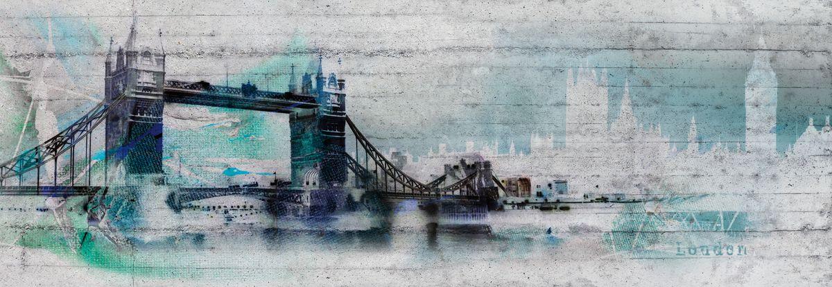 Фотообои Komar Лондон, 3,68 х 1,27 м4-315Бумажные фотообои известного бренда Komar позволят создать неповторимый облик помещения, в котором они размещены. Фотообои наносятся на стены тем же способом, что и обычные обои. Благодаря превосходной печати и высококачественной основе такие обои будут радовать вас долгое время. Фотообои снова вошли в нашу жизнь, став модным направлением декорирования интерьера. Выбрав правильную фактуру и сюжет изображения можно добиться невероятного эффекта живого присутствия.Ширина рулона: 3,68 м.Высота полотна: 1,27 м. Клей в комплекте.