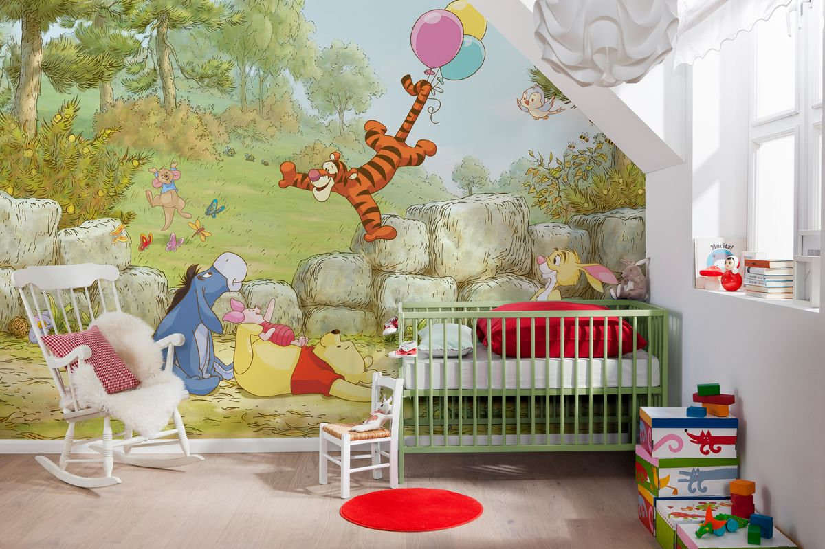Фотообои на стену детские картинки