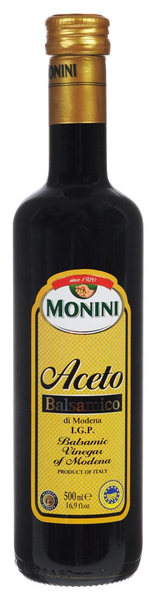 Monini Aceto Balsamico уксус винный бальзамический, 500 мл kuhne aceto balsamico di modena уксус бальзамический 500 мл
