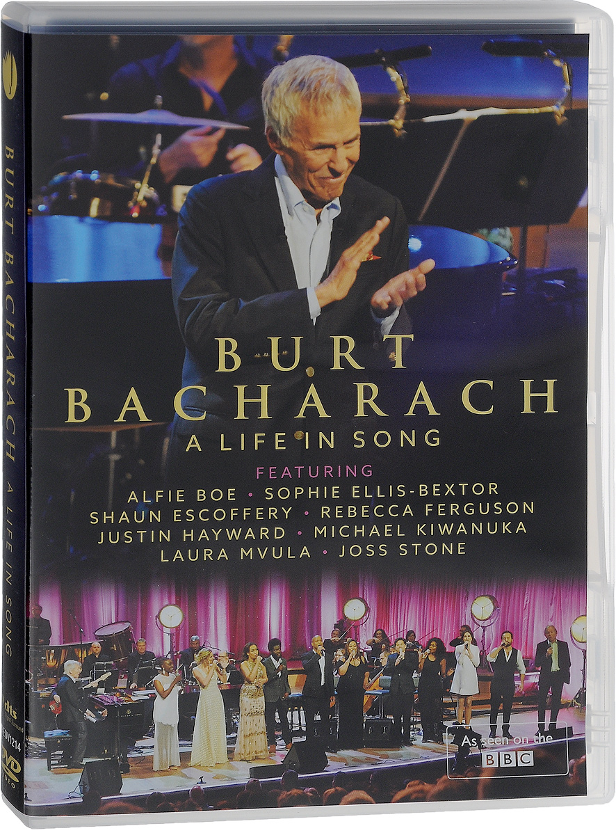 Burt Bacharach: A Life In Song burt bacharach a life in song blu ray