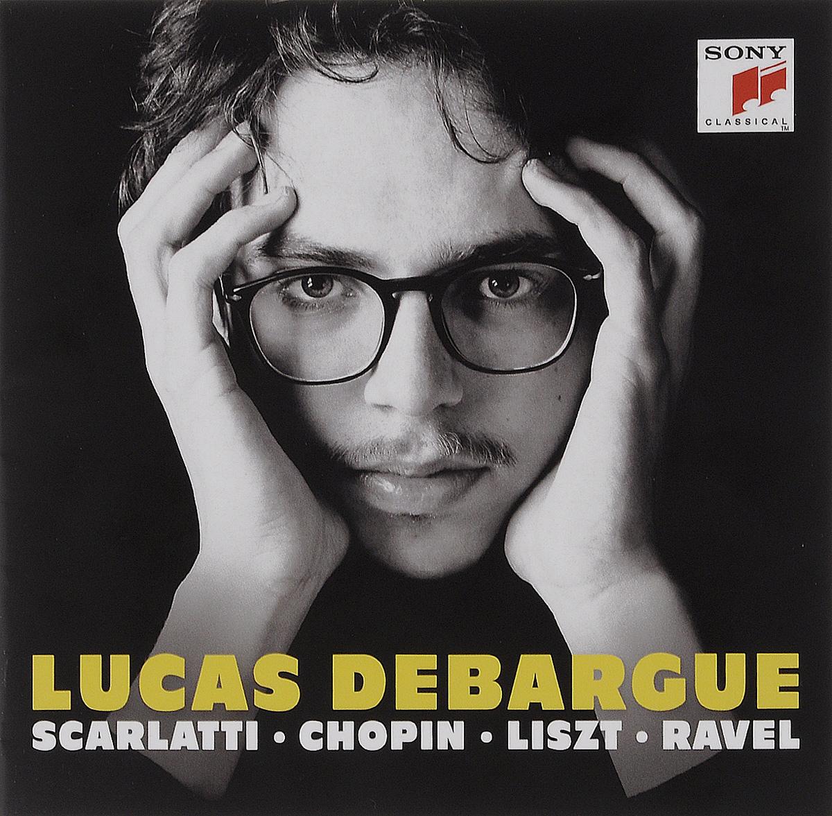 Lucas Debargue Lucas Debargue. Scarlatti / Chopin / Liszt / Ravel g571 пейзаж lucas lucas lucas