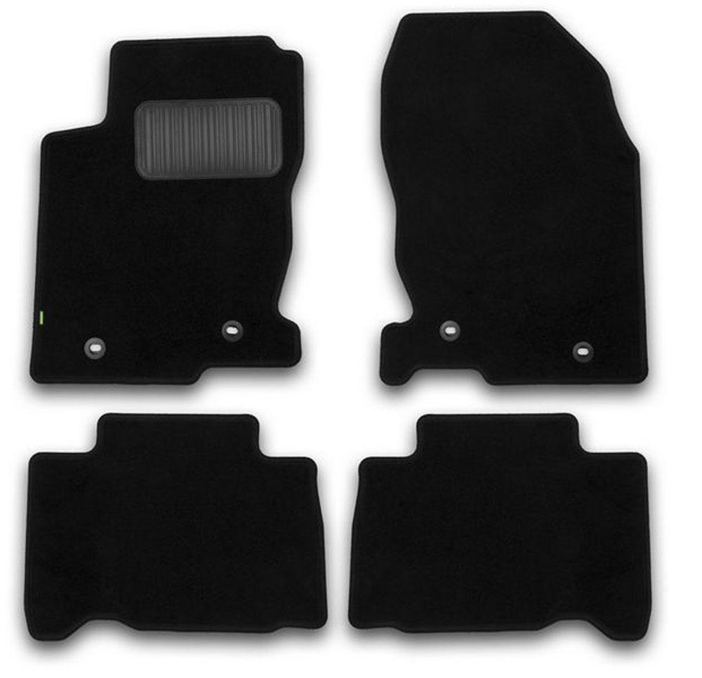 Набор автомобильных ковриков Klever для Lexus NX 2014-, кроссовер, в салон, 4 шт. KVR02297101210khKVR02297101210khНабор автомобильных ковриков Klever, изготовленный из текстиля, состоит из 4 ковриков, которые учитывают все особенности каждой модели автомобиля и полностью повторяют контуры пола. Текстильные автомобильные коврики для салона произведены из высококачественного материала, который держит форму, прочный и не пачкает обувь. Коврики в салон не только улучшат внешний вид салона вашего автомобиля, но и надежно уберегут его от пыли, грязи и сырости, а значит, защитят кузов от коррозии. Текстильные коврики для автомобиля мягкие и приятные, а их основа из вспененного полиуретана не пропускает влагу. Ковры для автомобилей надежно крепятся на полу и не скользят, что очень важно во время движения. Чистятся коврики очень просто: как при помощи автомобильного пылесоса, так и различными моющими средствами. Набор подходит для Lexus NX кроссовер с 2014 года выпуска.