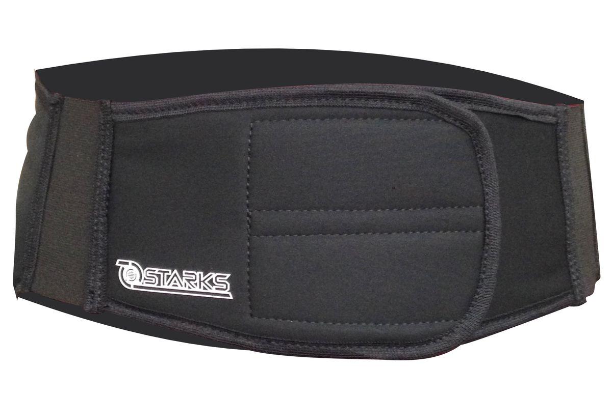 Купить Мотопояс ветрозащитный Starks Belt WS , цвет: черный. ЛЦ0001. Размер XXL