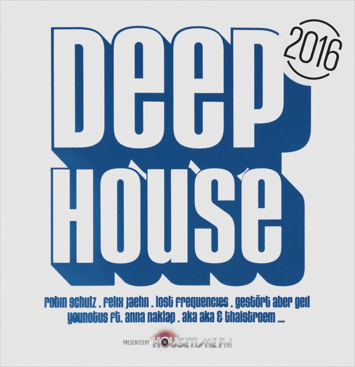 Deep House 2016 (2 CD)