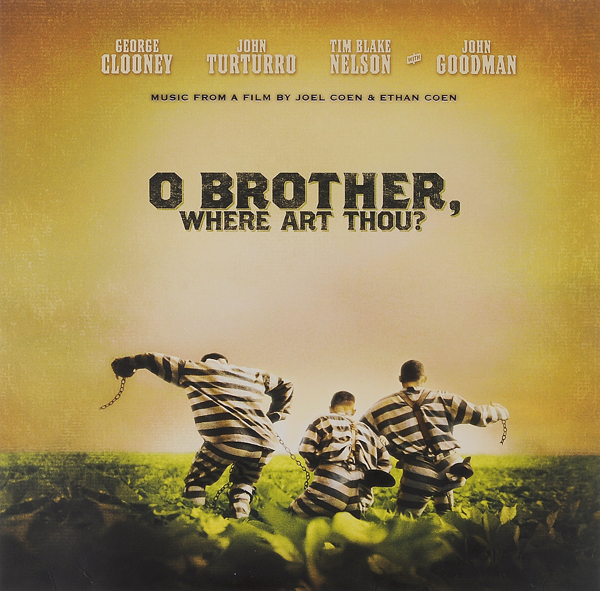 Джеймс Картер,The Prisoners,Harry McClintock,Norman Blake,Элисон Краусс,The Soggy Bottom Boys,Крис Томас Кинг,The Whites,The Cox Family,Ральф Стэнли O Brother, Where Art Thou? Original Motion Picture Soundtrack (2 LP) элисон краусс union station alison krauss