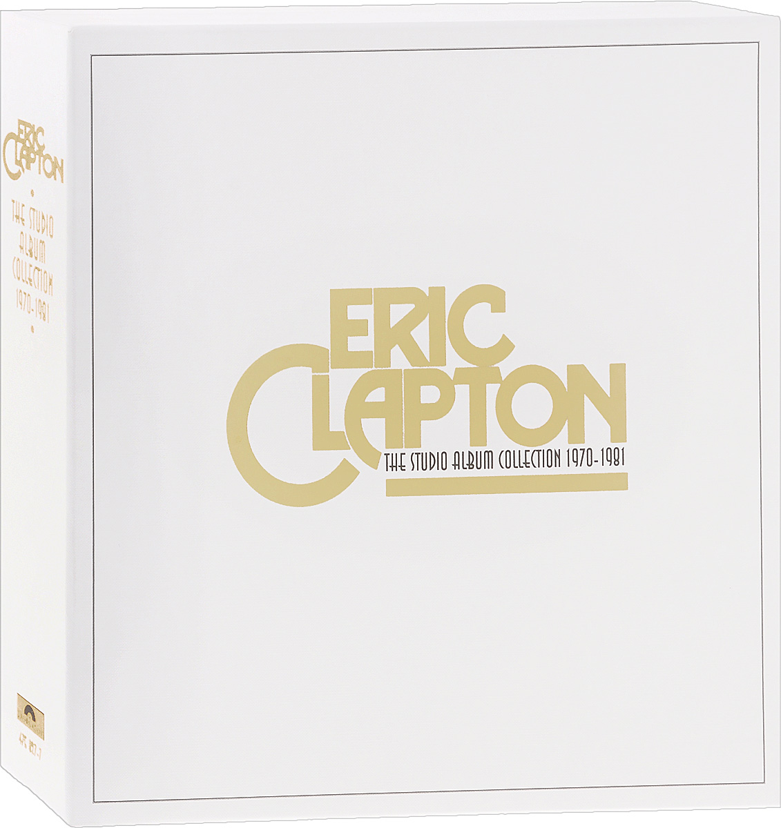 Эрик Клэптон Eric Clapton. The Studio Album Collection. 1970-1981 (9 LP) the black crowes the black crowesblack crowes three snakes and one charm 2 lp