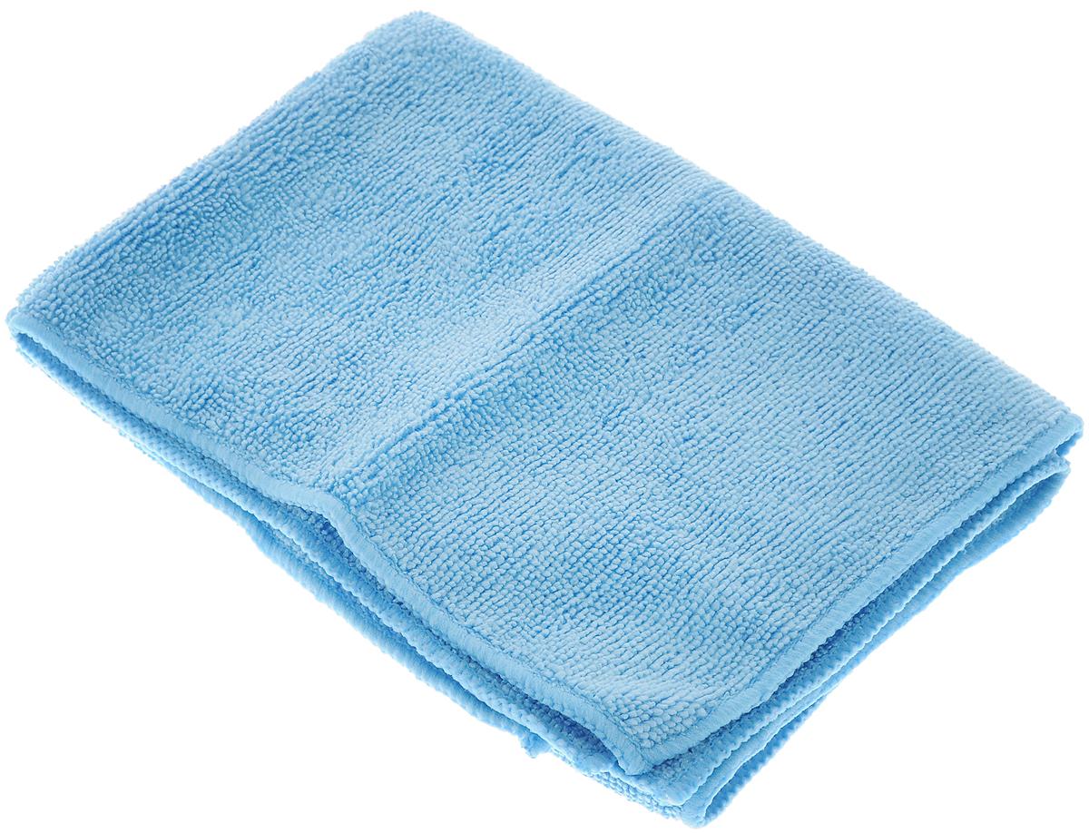 Салфетка автомобильная Zipower, цвет: голубой, 40 х 60 смPM 0257_голубойАвтомобильная салфетка Zipower легко очищает любые поверхности даже без использования чистящих средств. Используется как для сухой, так и для влажной уборки. Изделие выполнено из высококачественной микрофибры. Благодаря своему материалу, салфетка хорошо отстирывается и быстро высыхает. Она удаляет жирные пятна без очистителей. Отлично впитывает воду, полирует до блеска. Салфетка не рвется, не оставляет волокон, не линяет и не скатывается.Размер салфетки: 40 х 60 см.Плотность: 210 г/м2.