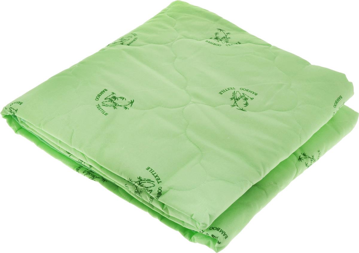 Одеяло ЭГО, наполнитель: бамбуковое волокно, 172 х 205 см. ЭО-2001-02ЭО-2001-02Одеяло ЭГО подарит уютный и комфортный сон. Чехол одеяла выполнен из полиэстера и оформлен рисунком в виде бамбуковых стеблей. Внутри - наполнитель из бамбукового волокна. Такой наполнитель имеет массу достоинств: антибактериальные свойства, хорошую воздухонепроницаемость, прочность, гигроскопичность, экологичность. Кроме того, изделия с таким наполнителем очень просты в уходе - наполнитель не садится и не сбивается при стирке, обладает высокой прочностью и не впитывает запахи.Одеяло с бамбуковым наполнителем придется по душе людям, ценящим красоту и комфорт. Оригинальная стежка равномерно распределяет наполнитель в чехле. Такое одеяло дарит комфортный сон в любое время года. Одеяло легко стирается в стиральной машине и быстро высыхает. Ваше одеяло прослужит долго, а его изысканный внешний вид будет годами дарить вам уют.