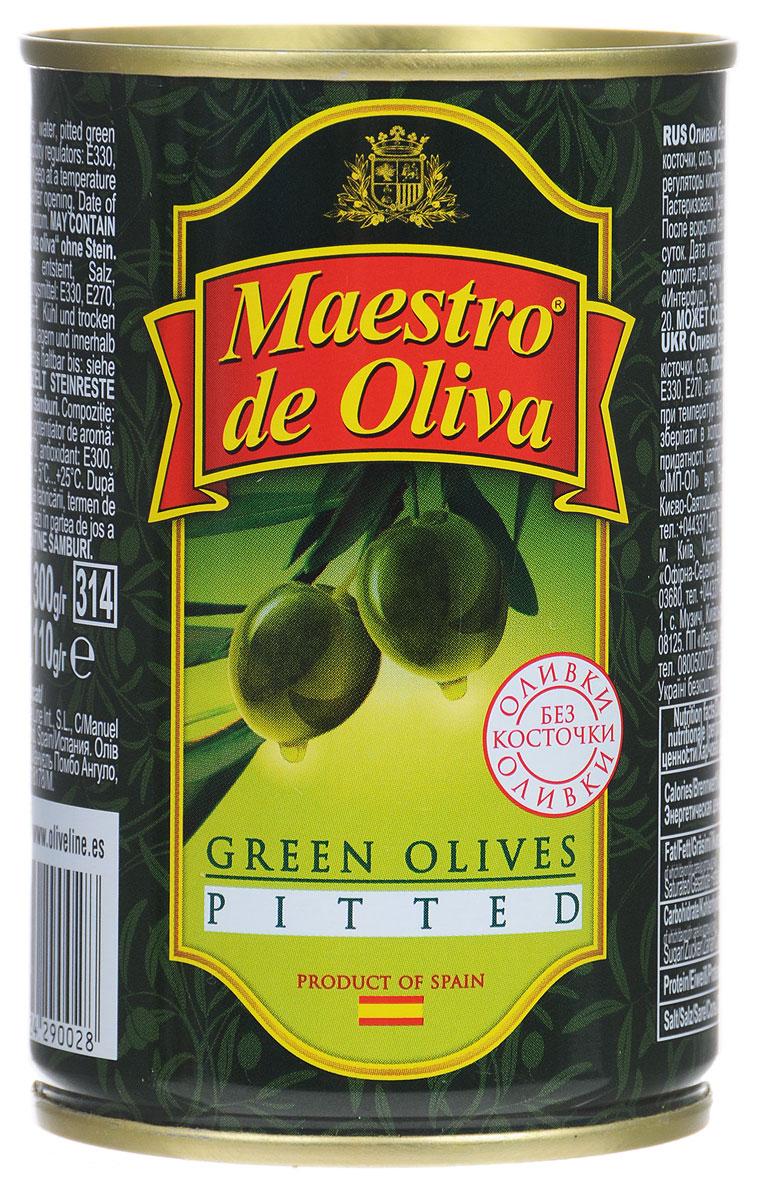 Maestro de Oliva оливки без косточек, 300 г обложки maestro de tiempo обложка для паспорта heart
