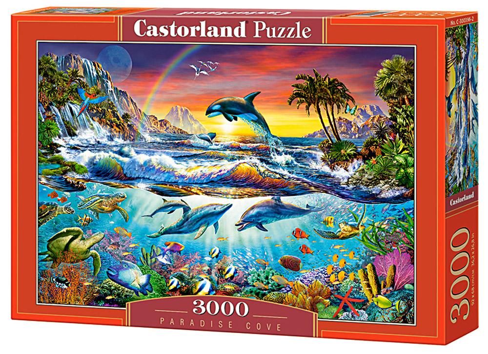 Castorland Пазл Райская бухта