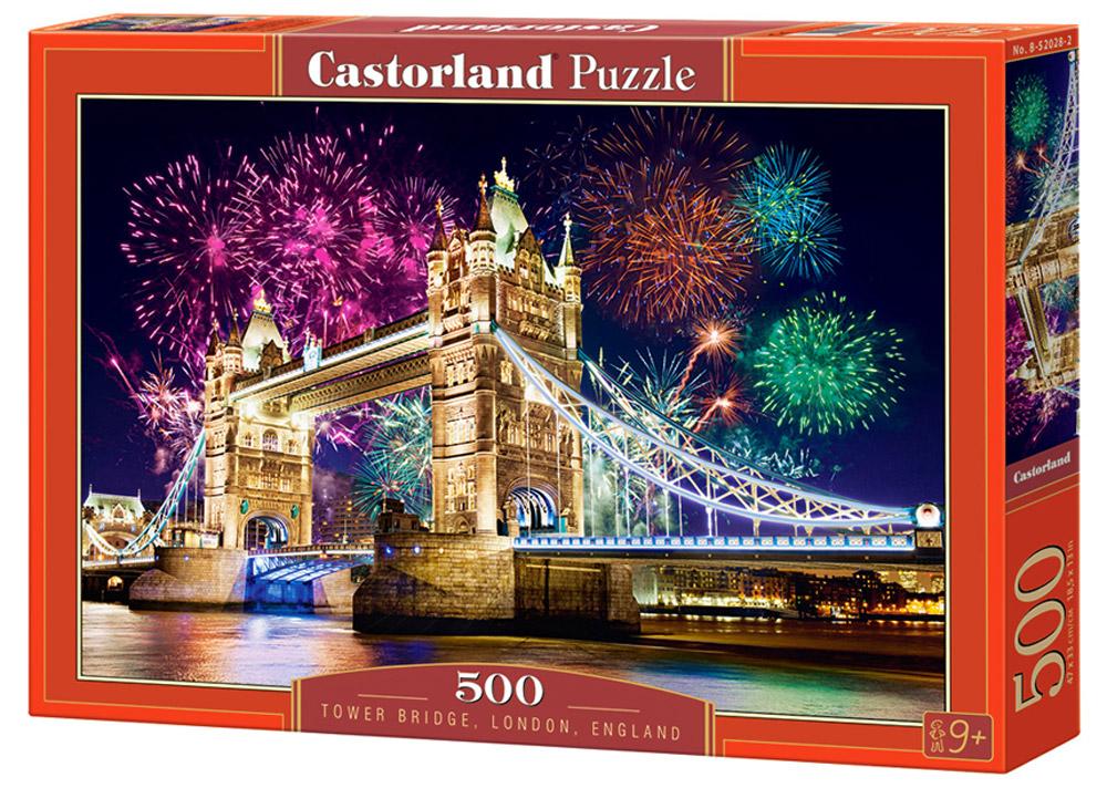 Castorland Пазл Тауэрский мост Англия