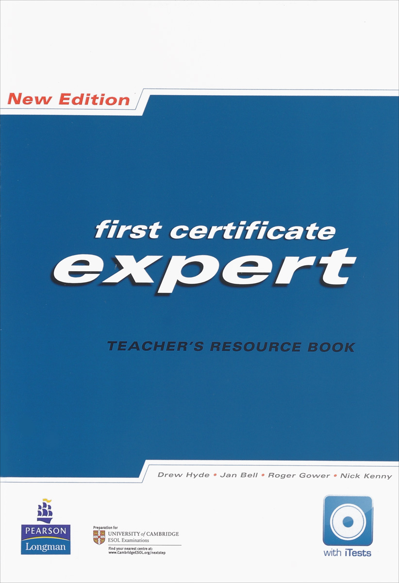 First Certificate Expert: Teacher's Resource Book reese t moore f skills first the castle by the lake level 2 teacher s book
