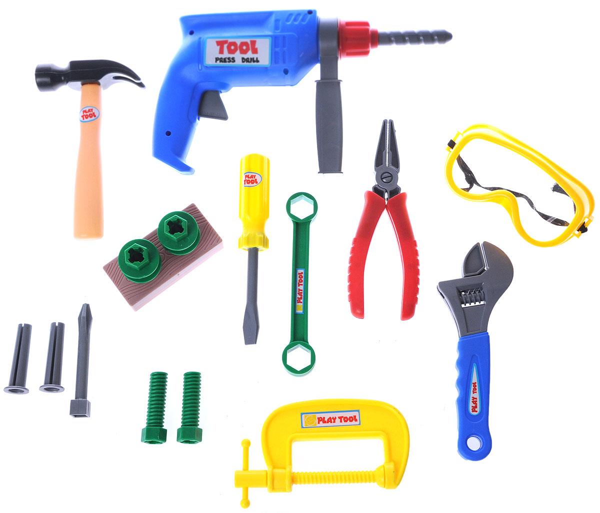 Altacto Игровой набор инструментов Профи - Сюжетно-ролевые игрушки