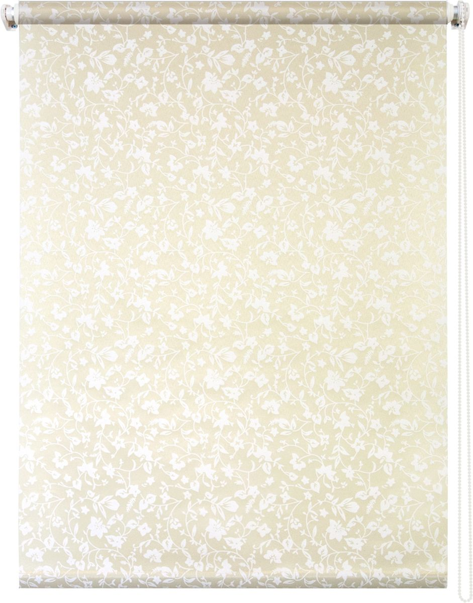 Штора рулонная Уют Лето, цвет: желтый, 120 х 175 см62.РШТО.7706.120х175Штора рулонная Уют Лето выполнена из прочного полиэстера с обработкой специальным составом, отталкивающим пыль. Ткань не выцветает, обладает отличной цветоустойчивостью и светонепроницаемостью.Штора закрывает не весь оконный проем, а непосредственно само стекло и может фиксироваться в любом положении. Она быстро убирается и надежно защищает от посторонних взглядов. Компактность помогает сэкономить пространство. Универсальная конструкция позволяет крепить штору на раму без сверления, также можно монтировать на стену, потолок, створки, в проем, ниши, на деревянные или пластиковые рамы. В комплект входят регулируемые установочные кронштейны и набор для боковой фиксации шторы. Возможна установка с управлением цепочкой как справа, так и слева. Изделие при желании можно самостоятельно уменьшить. Такая штора станет прекрасным элементом декора окна и гармонично впишется в интерьер любого помещения.