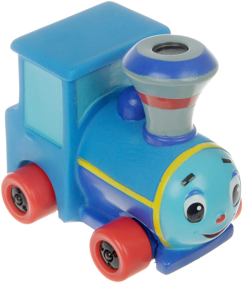 Играем вместе Игрушка для ванной Паровозик из Ромашково развивающая игрушка умка обучающий паровозик из ромашково