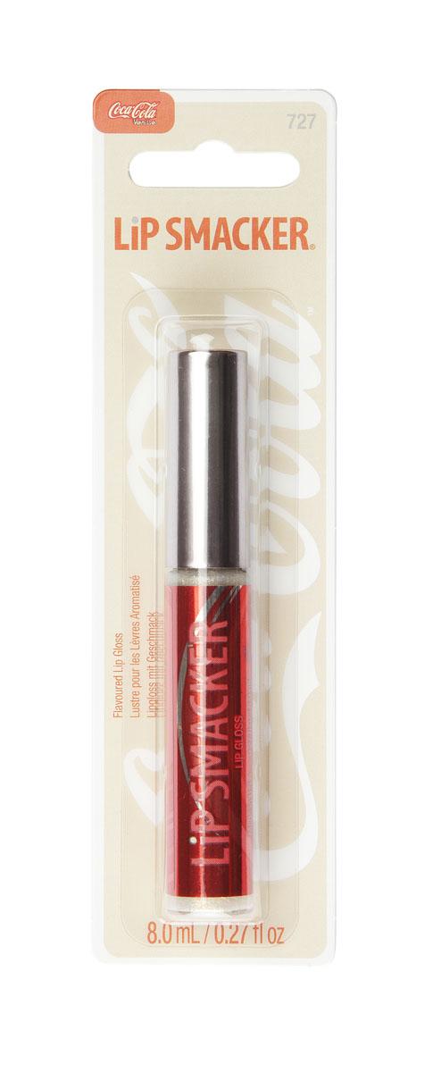 Lip Smacker Блеск для губ Coca Cola, ванильный5783Lip Smacker – это оригинальные блески и бальзамы для губ с самыми разнообразными ароматами. Прекрасно смягчают и увлажняют губы, придавая им сияние.
