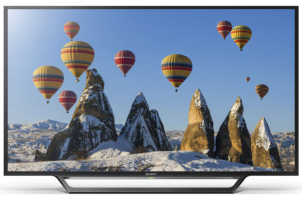 Sony KDL-32WD603, Black телевизор