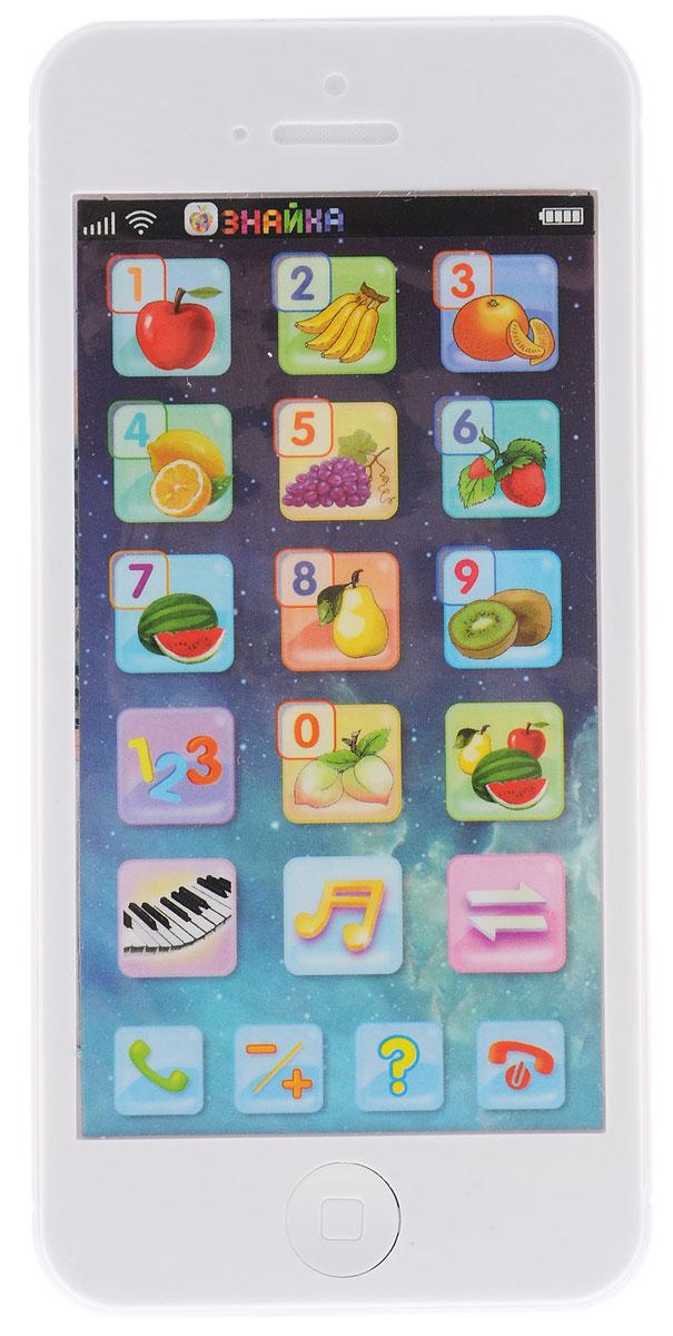 1TOY Развивающая игрушка Смартфон Фрукты купить телефон в мегафоне по акции смартфон