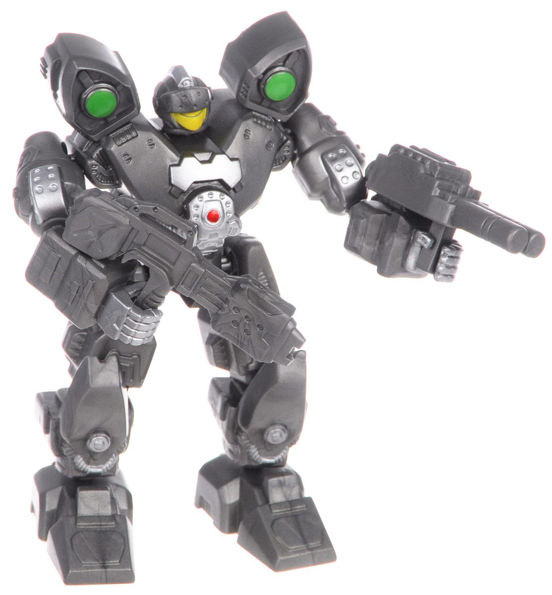 Happy Kid Робот Марс цвет серый happy kid робот трансформер с 3 лет