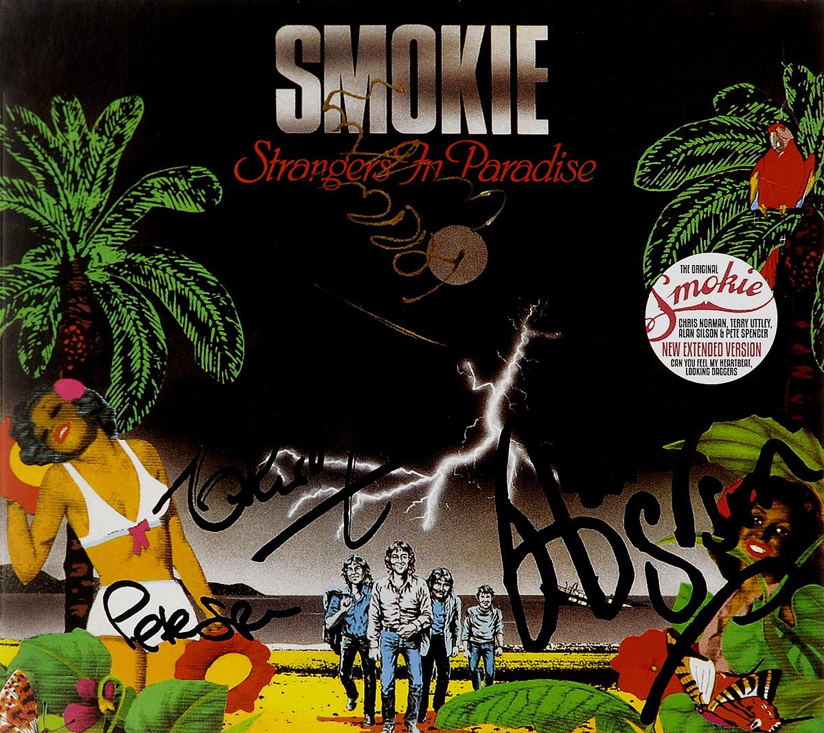 Smokie Smokie. Strangers In Paradise smokie smokie the concert live from essen 1978 2 lp