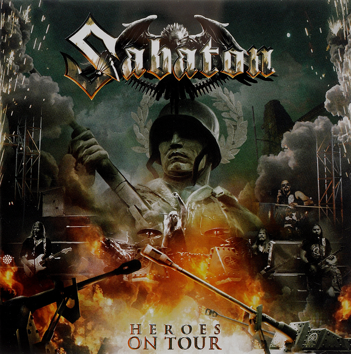 Sabaton Sabaton. Heroes On Tour sabaton sabaton heroes on tour
