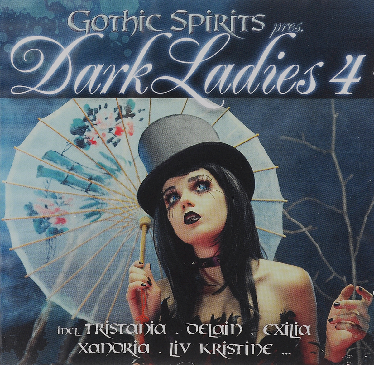 Tristania,Arven,Delain,Helalyn Flowers,Stream Of Passion,Visions Of Atlantis,Xandria,In Strict Confidence,Лив Кристин,Nemesea Gothic Spirits Pres. Dark Ladies 4 xandria