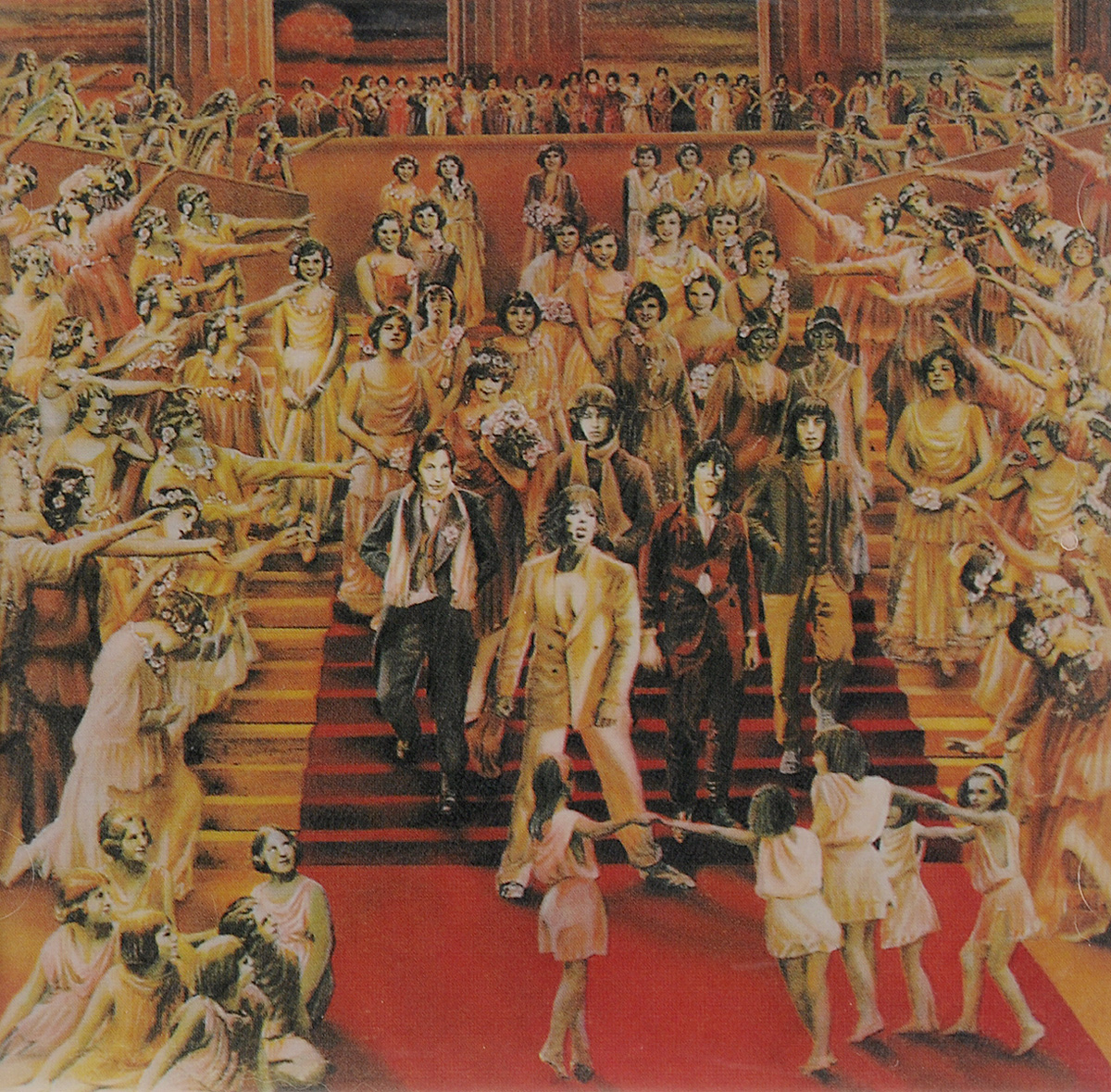 The Rolling Stones The Rolling Stones. It's Only Rock 'N' Roll the rolling stones the rolling stones the rolling stones box set 45 cd