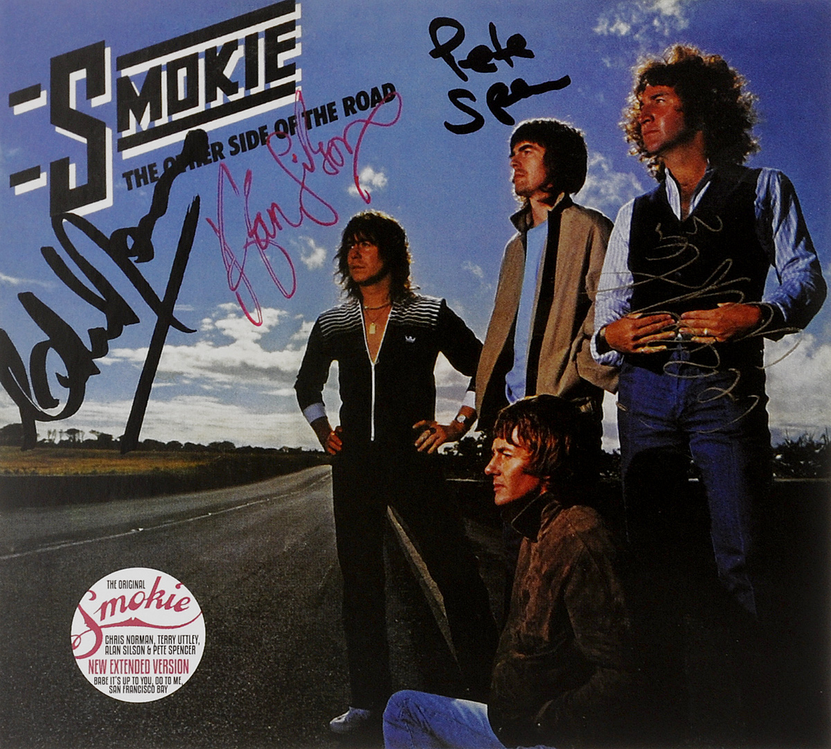 Smokie Smokie. The Other Side Of The Road cd smokie the other side of the road new extended version