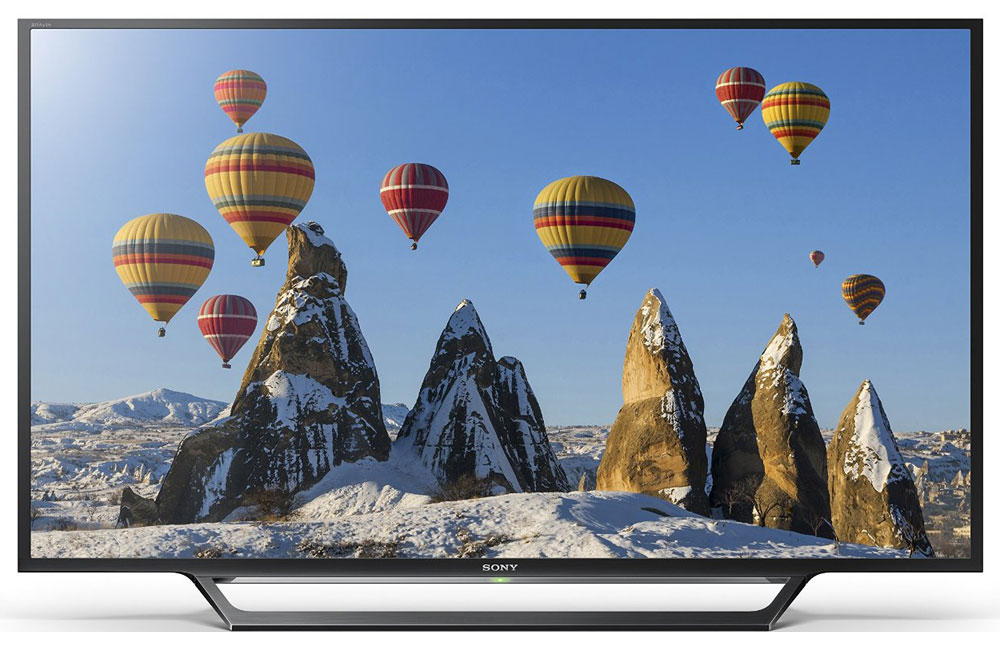 Sony KDL-48WD653, Black телевизор