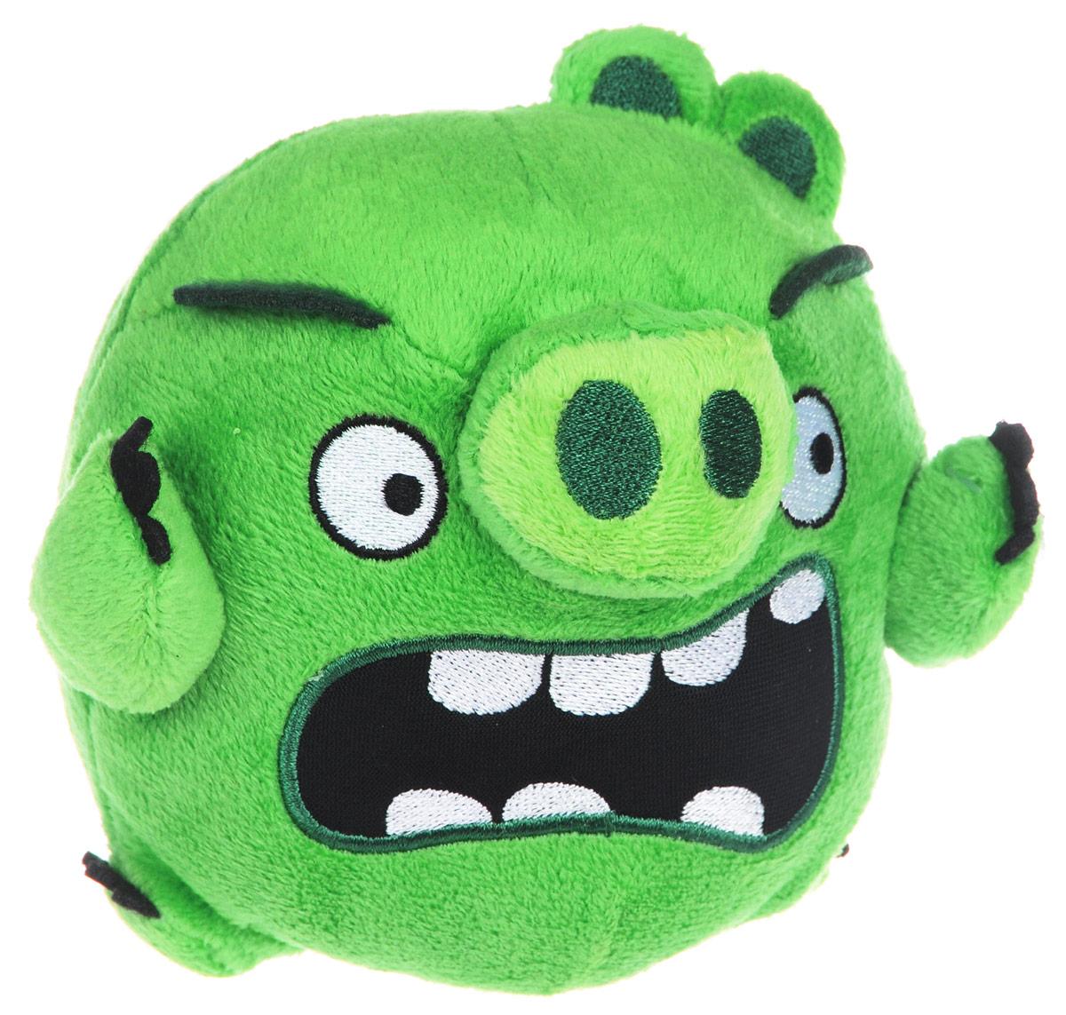 Angry Birds Мягкая игрушка Свинья 13 см