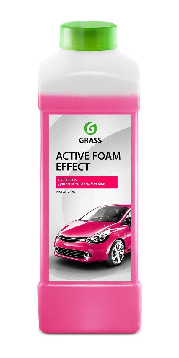 Активная пена Grass Active Foam Effect, 1 л113110Активная пена Grass Active Foam Effect - это концентрированное, высокопенное, однокомпонентное средство для бесконтактной мойки автомобиля. Без труда удаляет дорожную пыль, грязь, масло, следы от насекомых. Создает стойкую, обильную пену, которая легко смывается с поверхности. Обладает эффектом снежных хлопьев. Придает блеск поверхностям, не наносит вреда лакокрасочным покрытиям. Содержит антикоррозионные добавки. Перед нанесением средство необходимо разбавить с водой из расчета 1:50-1:100 (10-20 г/л) для пеногенератора (25, 50, 100 л) или 1:2-1:6 (150-300 г) в пенокомплект. Товар сертифицирован.