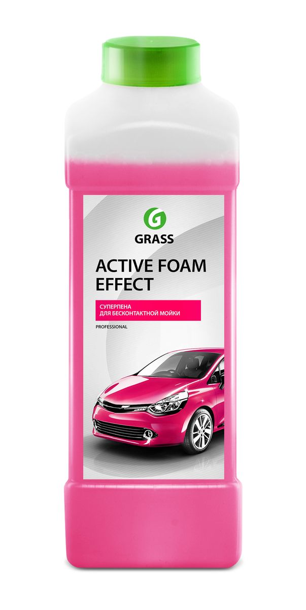 Активная пена Grass Active Foam Effect, 1 л активная пена грасс купить