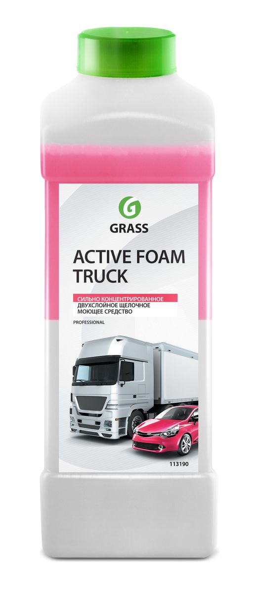 Активная пена Grass Active Foam Truck, 1 л активная пена грасс купить