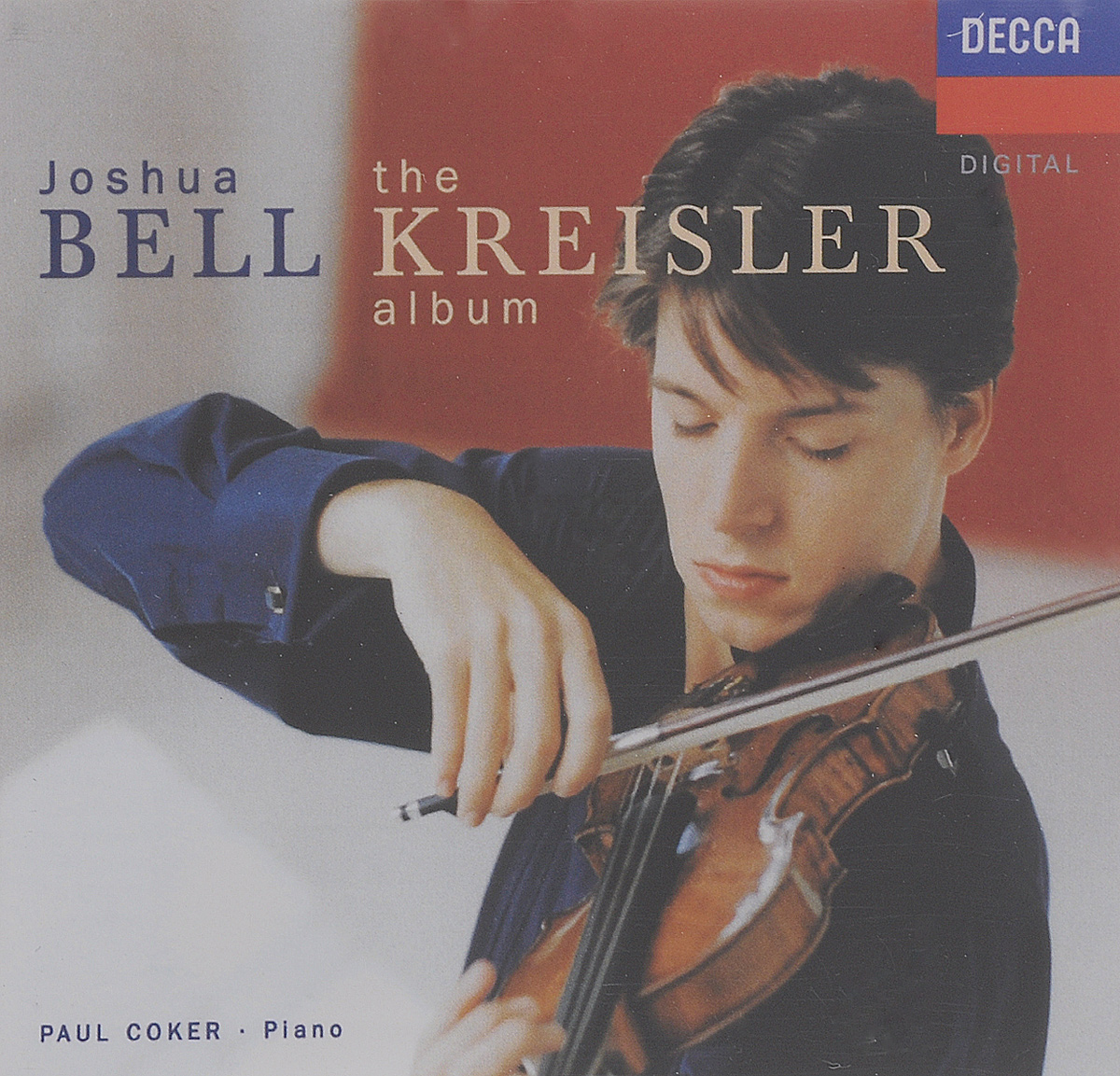 Джошуа Бэлл,Пол Кокер Joshua Bell. Paul Coker. Fritz Kreisler. The Kreisler Album dancer feather faux pearl waist belt chain