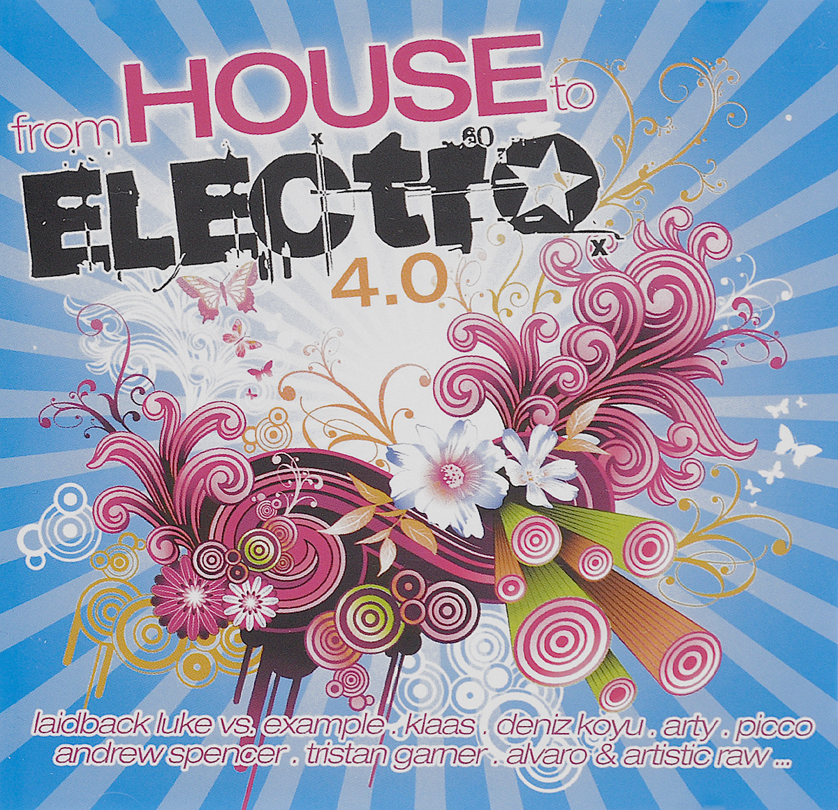 From House To Electro 4.0 (2 CD)
