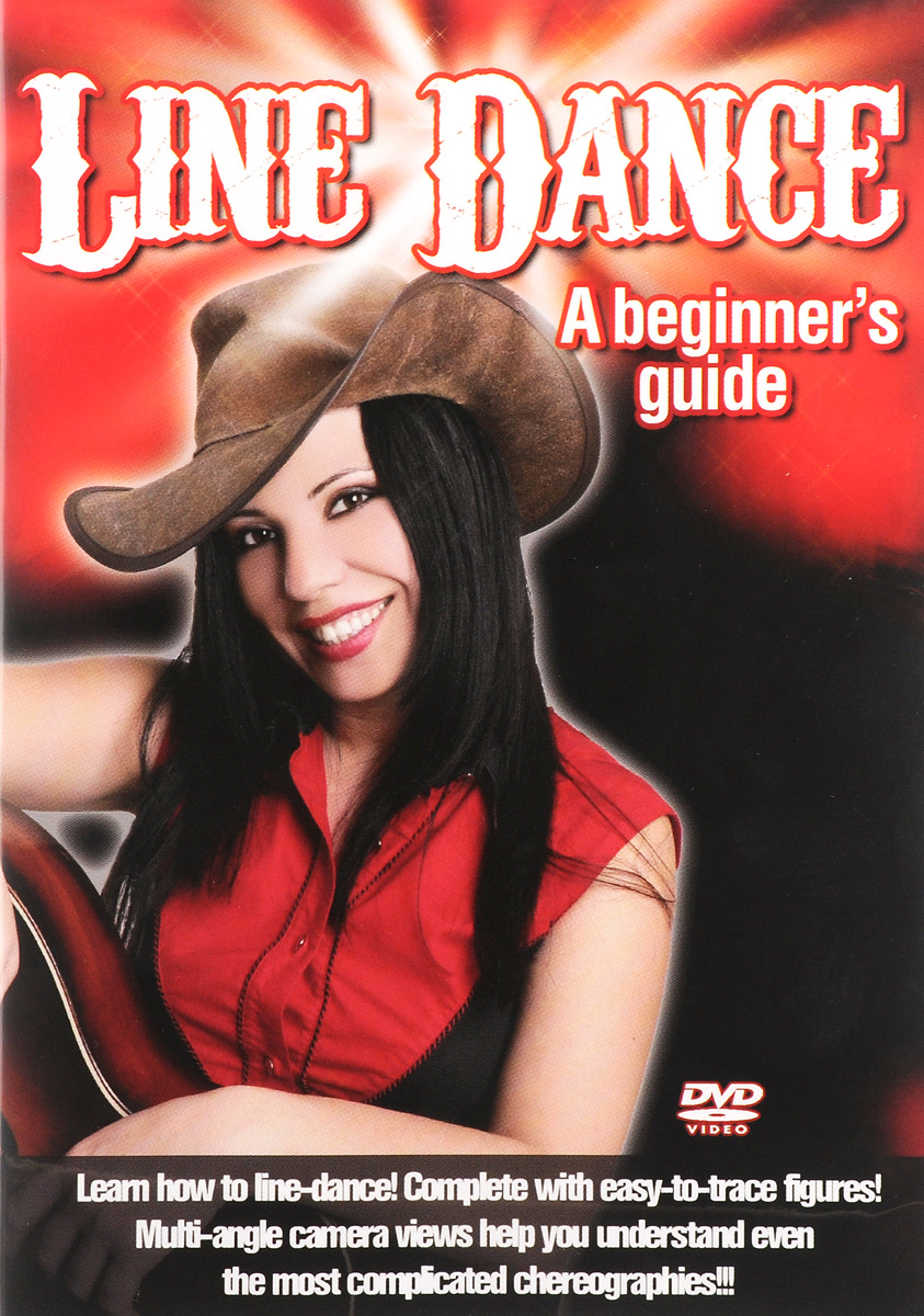 Line dance is not only a Southern phenomenon. All over the U.S., ladies and gents love to get in mixed lines and dance in total synch! This dvd teaches the most important, basic steps (always shot in the perspective that makes it the easiest to follow), but also artistically demanding figures! In the end, an entire basic choreography is presented. Disc breakdown: First: Easy-to-trace figures, then artistically more demanding figures. Finally, an entire basic line dance choreography is presented by line dance pro Robert Hahn.