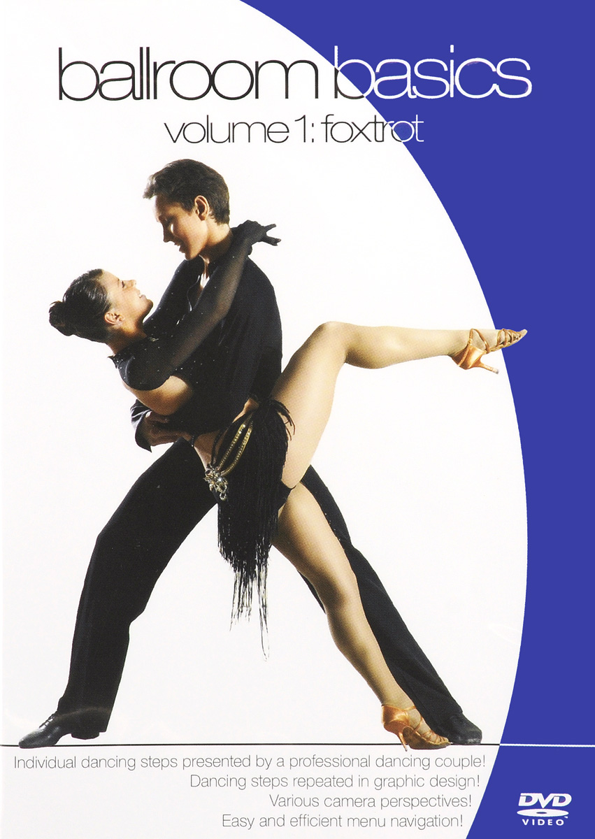 Ballroom Basics: Volume 1: Foxtrot bermuda foxtrot demonstration