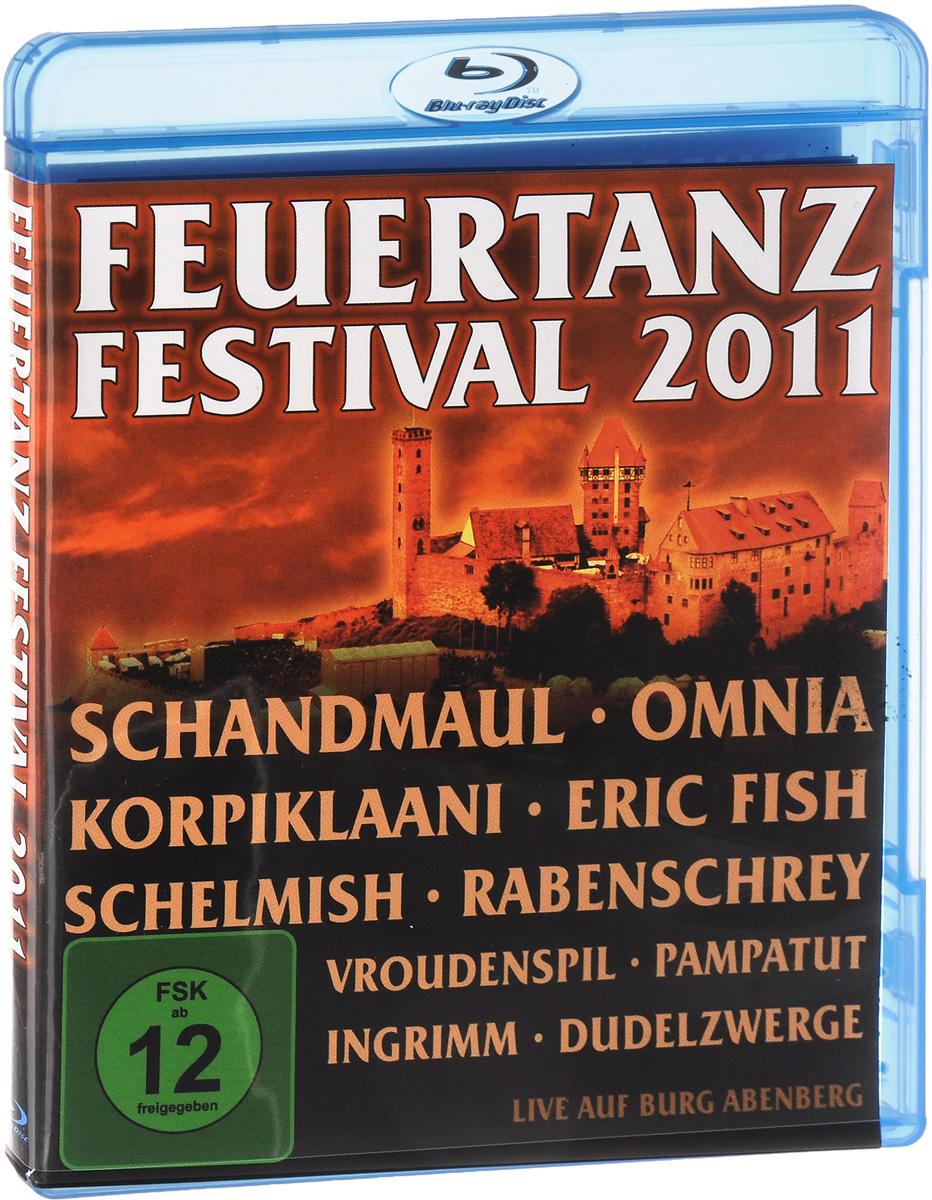 Feuertanz Festival 2011 (Blu-ray) feuertanz festival 2005