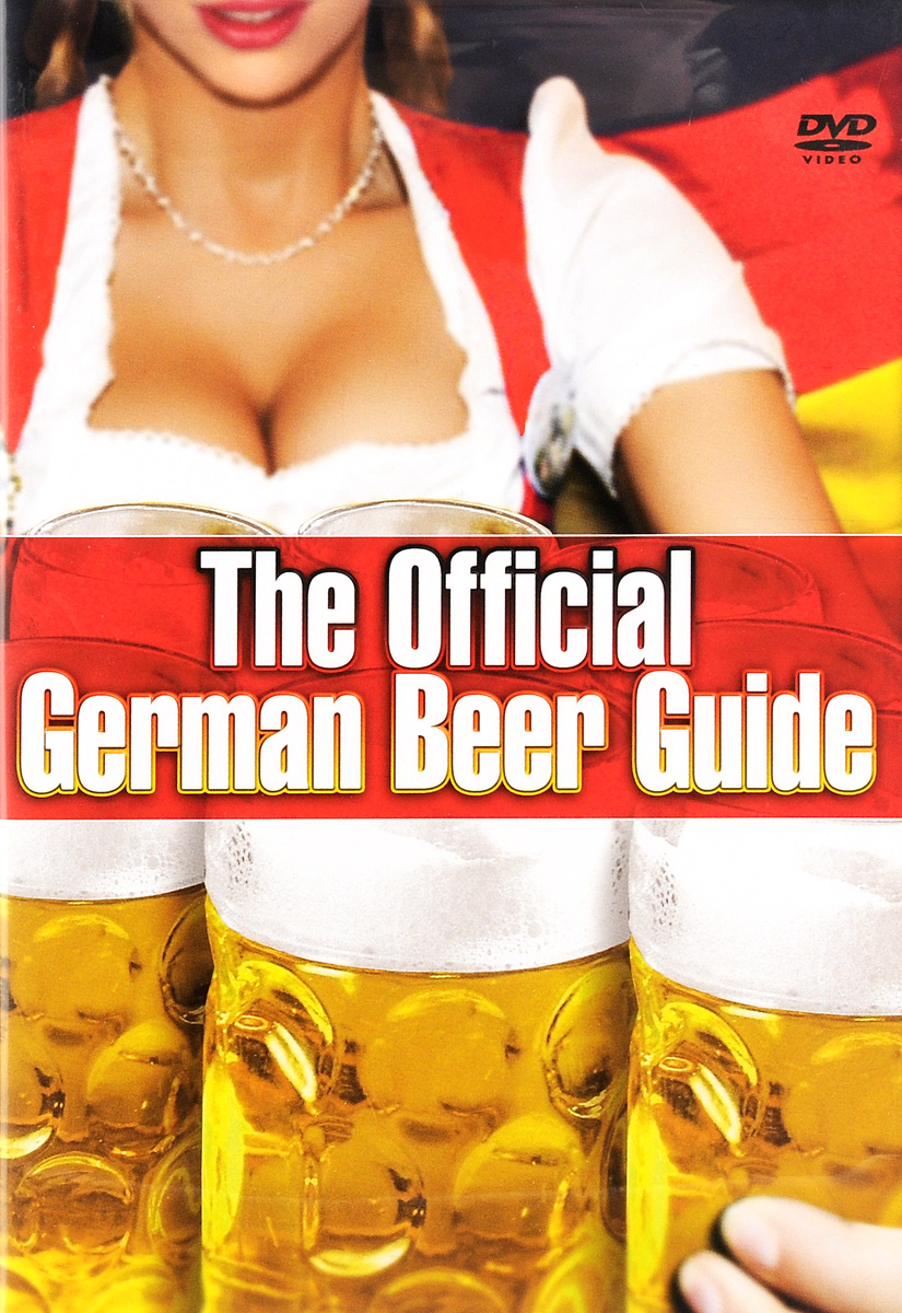 The Official German Beer Guide marty nachel beer for dummies
