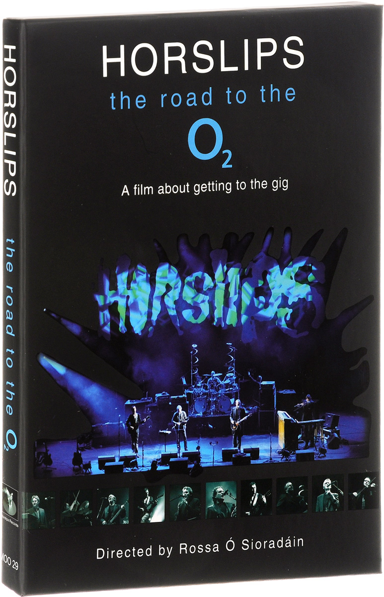 Horslips: The Road To The O2 the salmon who dared to leap higher
