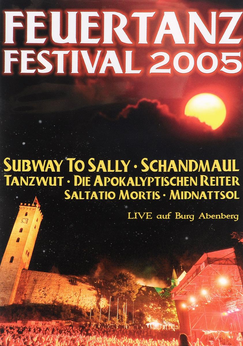 Feuertanz Festival 2005 die letzte tour