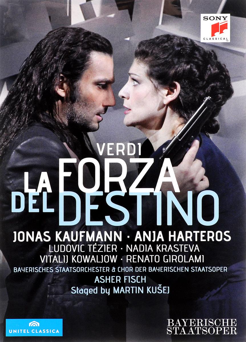 Giuseppe Verdi: La Forza Del Destino (2 DVD) ia ai