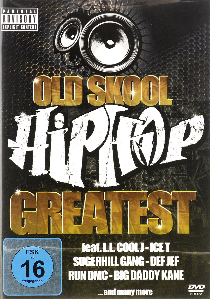 Old Skool Hip Hop: Greatest afrika