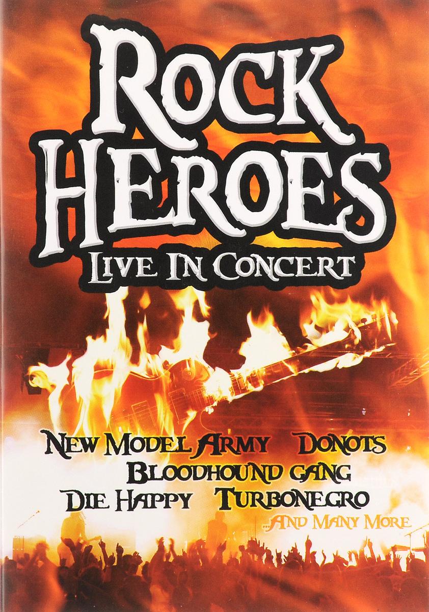 Фото - Rock Heroes: Live In Concert la vela puerca cordoba