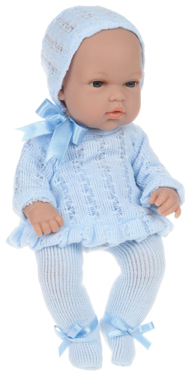 Arias Пупс Elegance в колготах и шапочке цвет голубой куклы yogurtinis пупс ароматизированный майа папайя