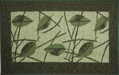 Коврик для ванной MAC Carpet Розетта, цвет: зеленый, 44 х 70 см21404/зелКоврик MAC Carpet Розетта, выполненный из нейлона на резиновой основе, с успехом может применяться в ванных комнатах. Нейлон обеспечивает повышенную износостойкость и простоту в уходе.Коврик Розетта - это прекрасное решение для ванной комнаты.