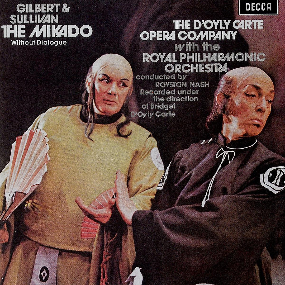Исполнитель: D'OYLY CAАльбом: THE MIKADOПроизводитель: Decca Music Group Ltd.